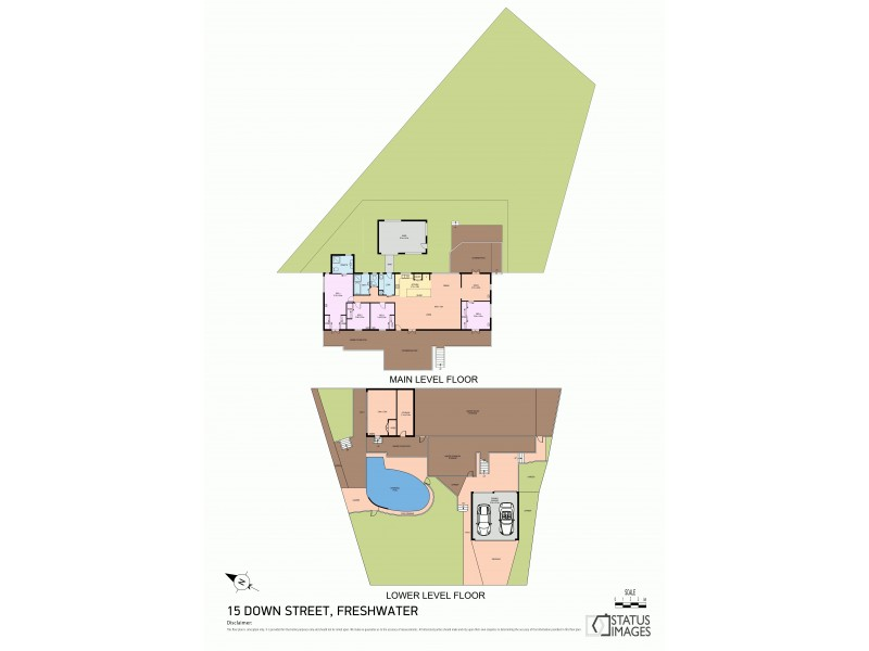 15 Down Street, Freshwater QLD 4870 Floorplan