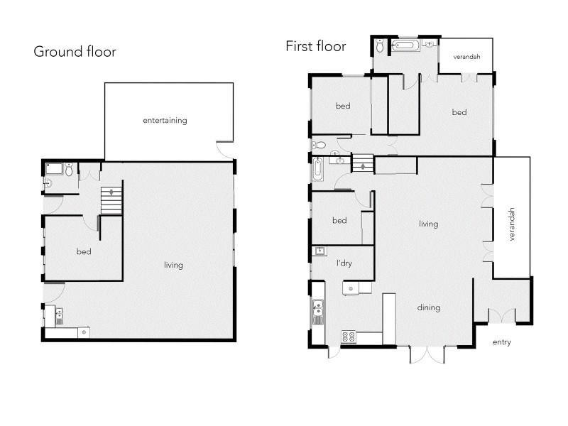 4-6 Tolson Close, Brinsmead QLD 4870 Floorplan