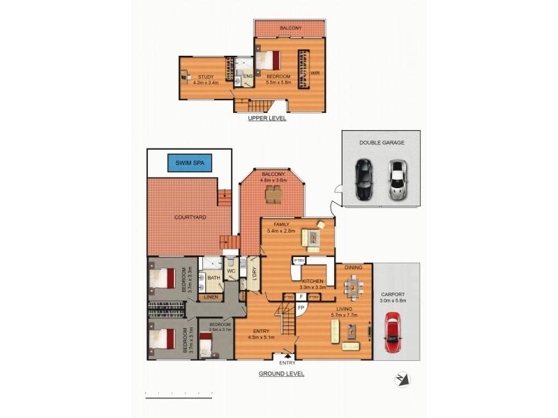 42 Heysen Street, Weston ACT 2611 Floorplan