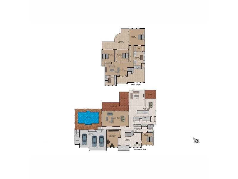 21 Scarborough Street, Red Hill ACT 2603 Floorplan