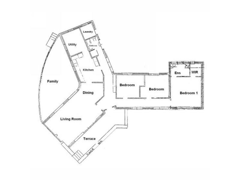 238 La Perouse Street, Red Hill ACT 2603 Floorplan