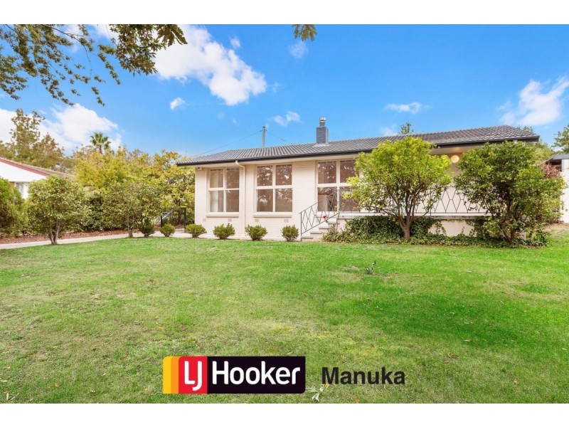 3 Discovery Street, Red Hill ACT 2603