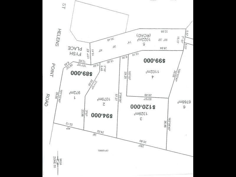 Lot 3 Fysh Place, Akaroa TAS 7216