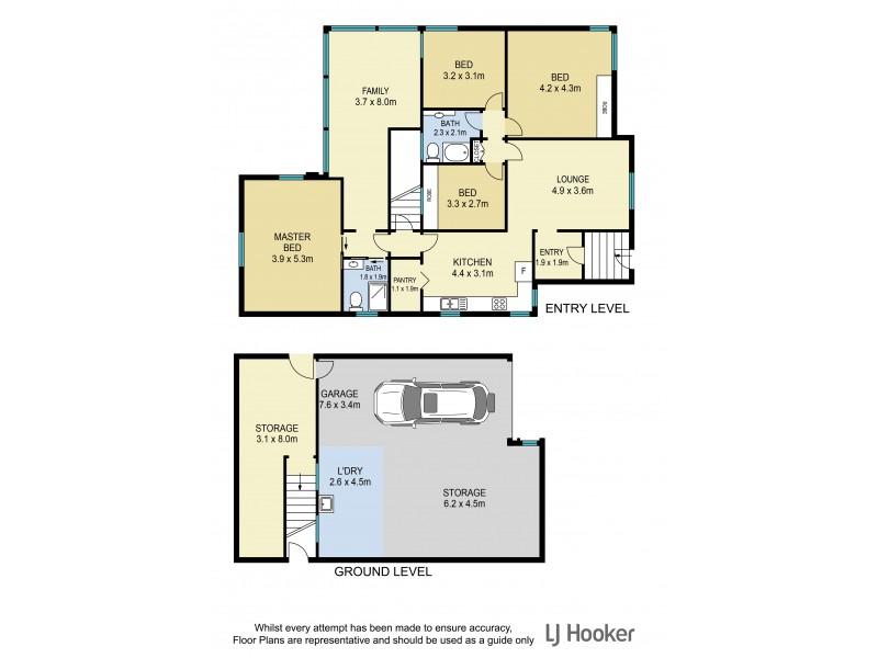 617 Robinson Road West, Aspley QLD 4034 Floorplan