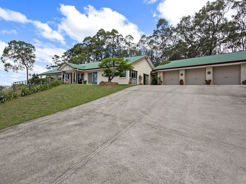 163 Beechmont Road, Advancetown QLD 4211