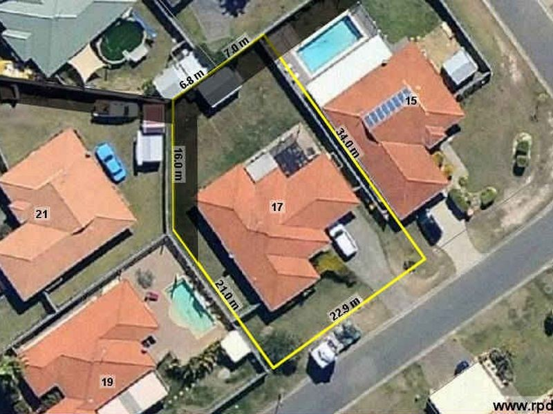 17 Meadow Way, Upper Coomera QLD 4209