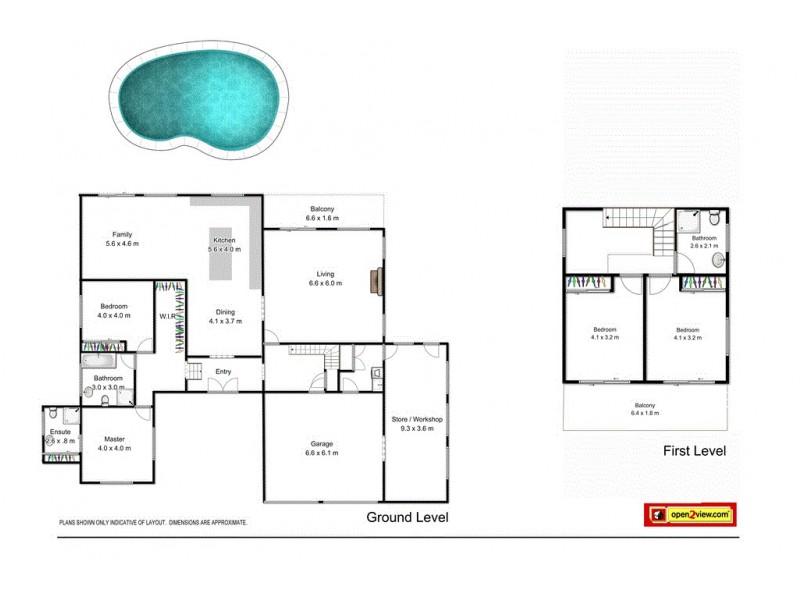 5 Innisfail Road, Highland Park QLD 4211 Floorplan