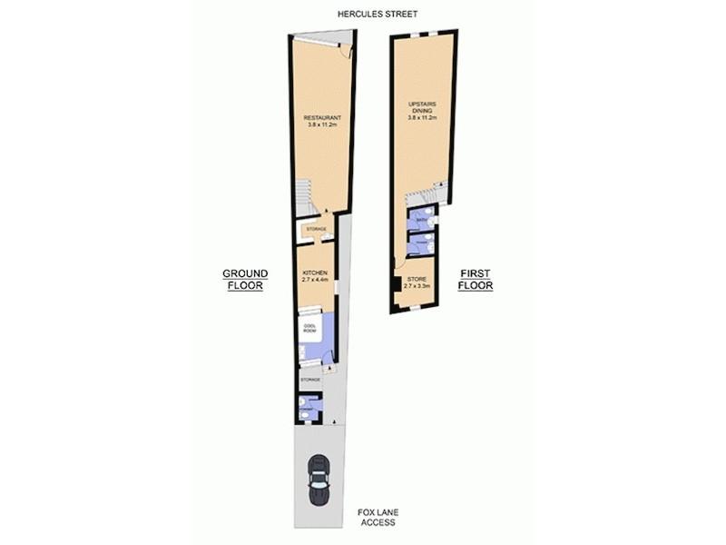 23 Hercules Street, Ashfield NSW 2131 Floorplan