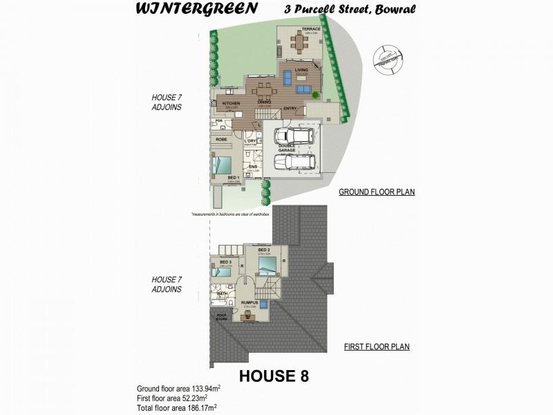 8/3 Purcell Street, Bowral NSW 2576 Floorplan