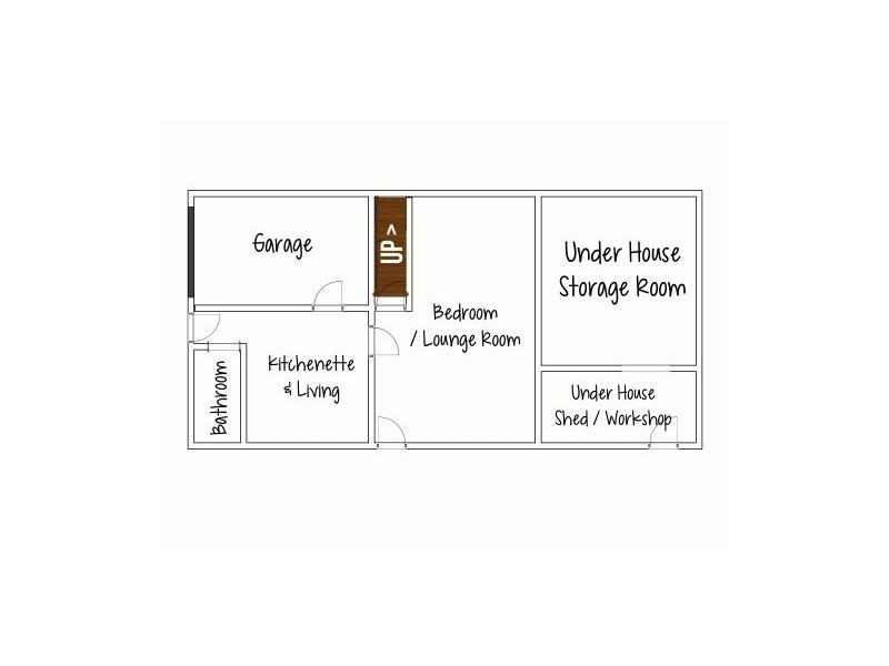 71 Raleigh Street, Scotts Head NSW 2447 Floorplan