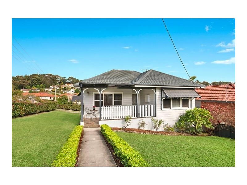 1 Orana Crescent, Adamstown Heights NSW 2289