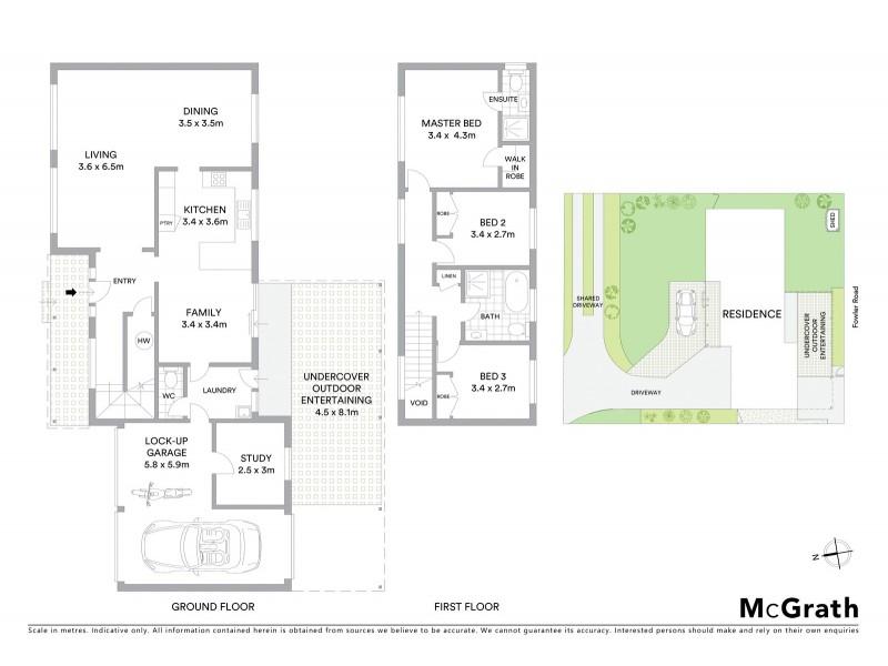 11 Reliance Place, Illawong NSW 2234 Floorplan