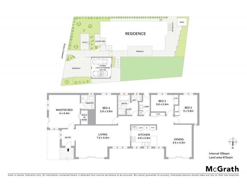 32 Emery Crescent, Queanbeyan NSW 2620 Floorplan