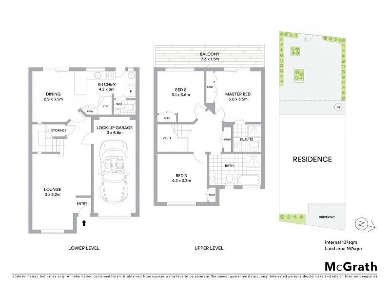 26/174 Clive Steele Avenue, Monash ACT 2904 Floorplan