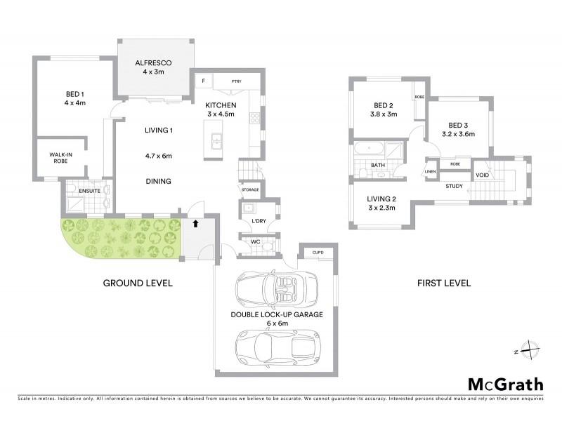 2/34 Mina Street, Rangeville QLD 4350 Floorplan