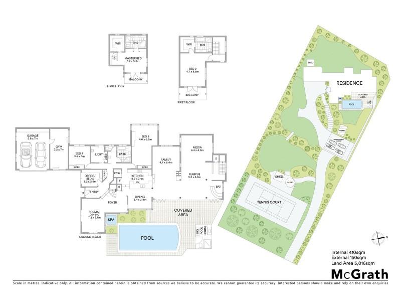 22 Mannikin Road, Tanawha QLD 4556 Floorplan