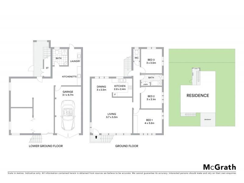 61 Charlotte Street, Aitkenvale QLD 4814 Floorplan