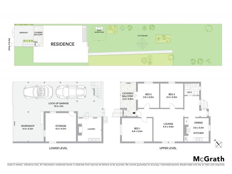 149 Merthyr Road, New Farm QLD 4005 Floorplan