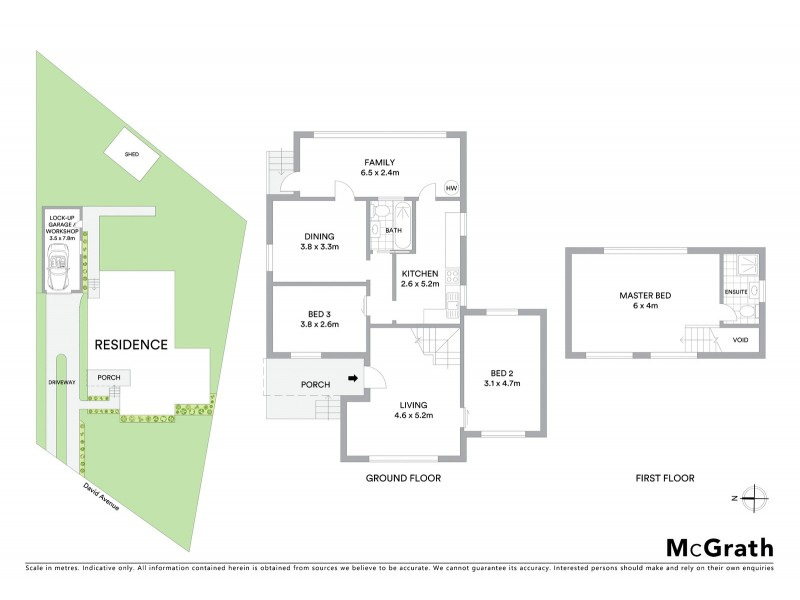 70 David Avenue, North Ryde NSW 2113 Floorplan