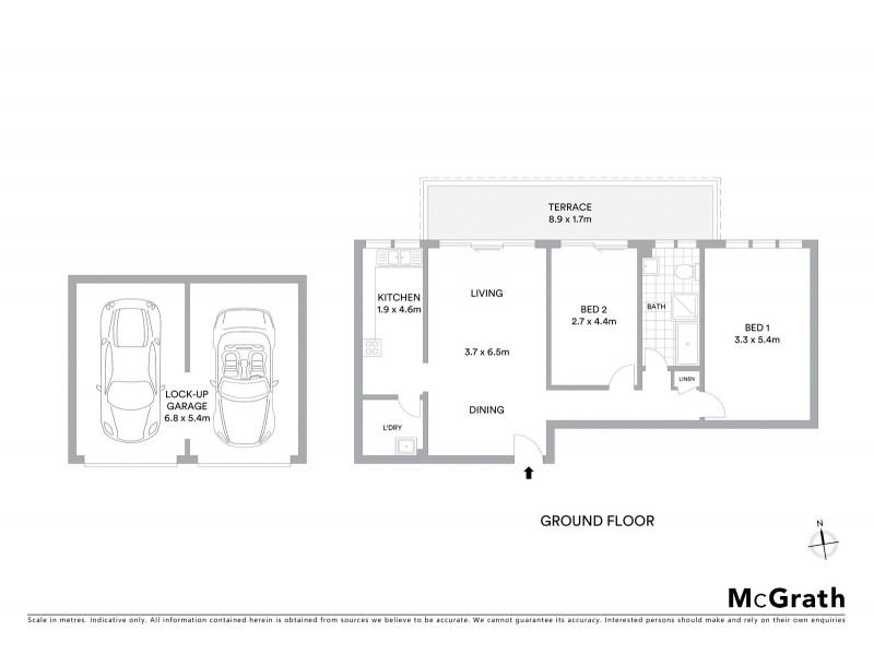 3/8-12 Hixson Street, Bankstown NSW 2200 Floorplan