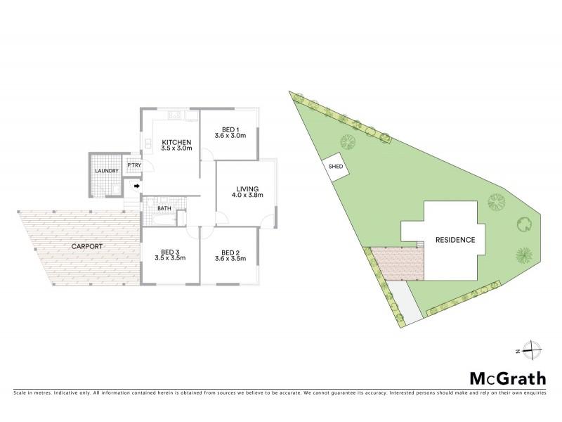 2 Cowap Street, Park Avenue QLD 4701 Floorplan