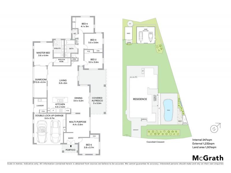 34 Cooroibah Crescent, Tewantin QLD 4565 Floorplan
