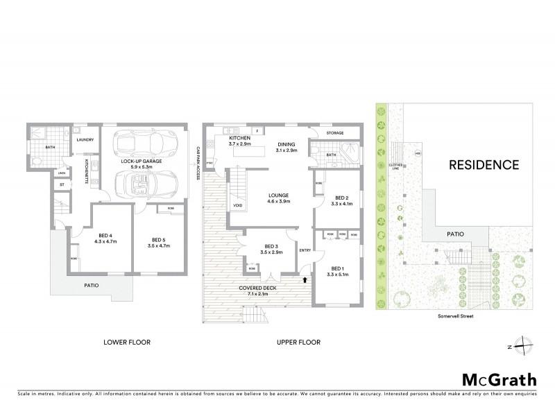4/12 Somervell Street, Annerley QLD 4103 Floorplan