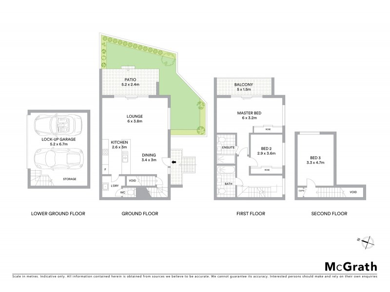 1/327 Kissing Point Road, Dundas NSW 2117 Floorplan