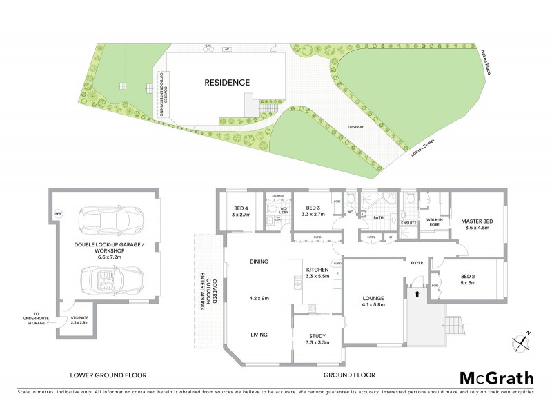 4 Lomax Street, Epping NSW 2121 Floorplan