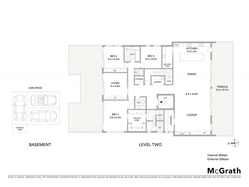 18/495 Balcombe Road, Beaumaris VIC 3193 Floorplan
