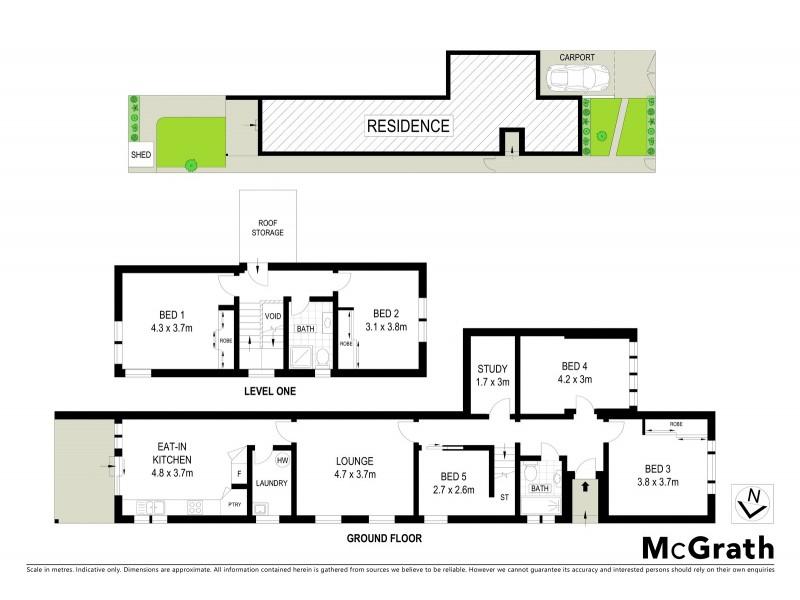 148 Paine Street, Maroubra NSW 2035 Floorplan