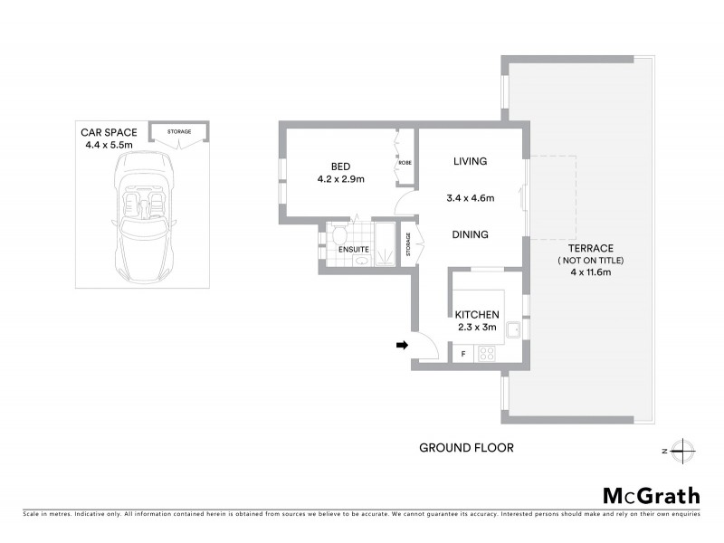 9/10 Church Street, Randwick NSW 2031 Floorplan