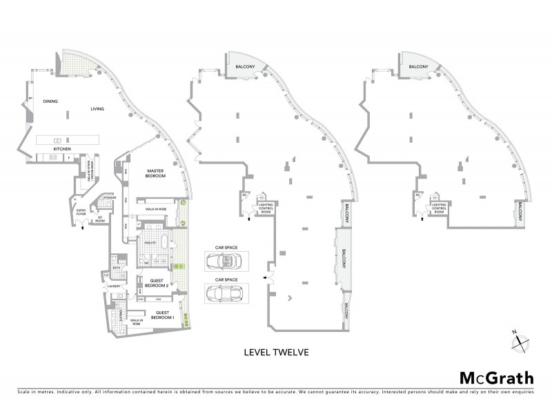 121/1 Macquarie Street, Sydney NSW 2000 Floorplan