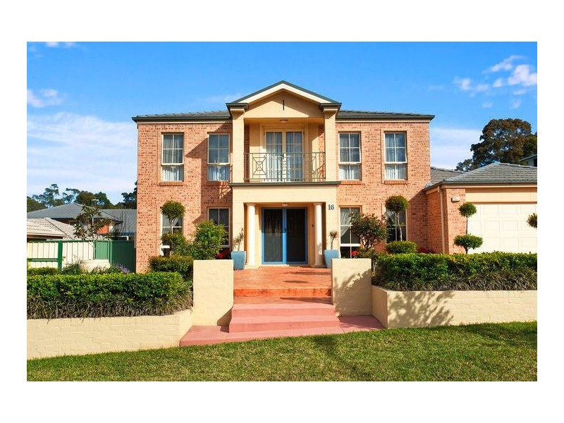 16 Rafter Crescent, Abbotsbury NSW 2176