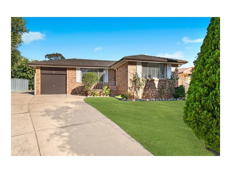 11 Dryden Place, Wetherill Park NSW 2164