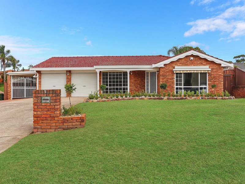 5 Woodman Place, Abbotsbury NSW 2176