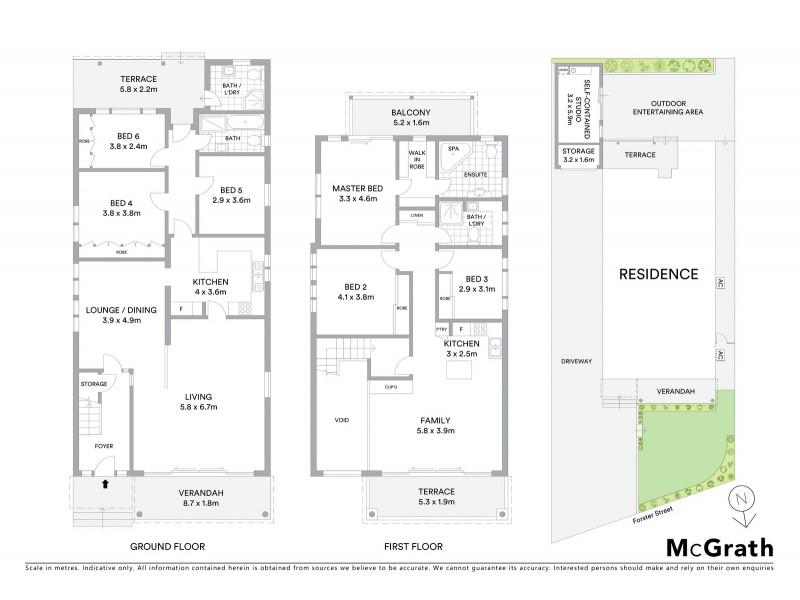 51 Forster Street, Mascot NSW 2020 Floorplan
