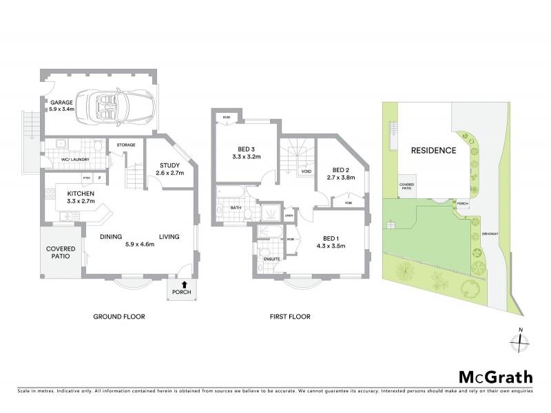 31A Oyster Bay Road, Oyster Bay NSW 2225 Floorplan