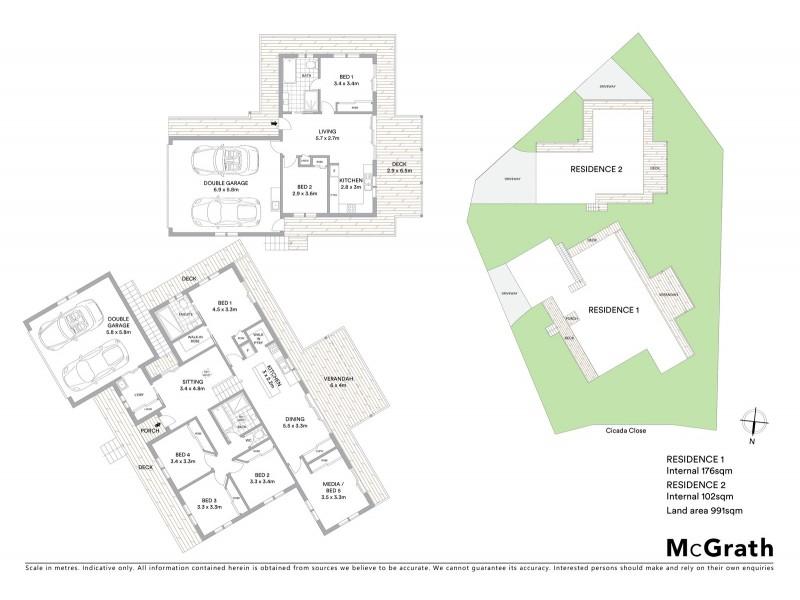 15 Cicada Close, Buderim QLD 4556 Floorplan