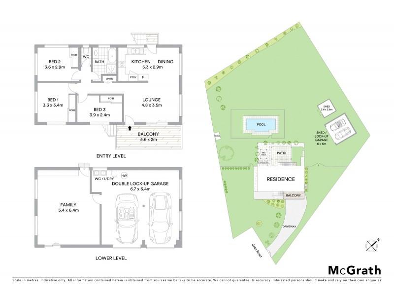 8 Jean Road, Camira QLD 4300 Floorplan