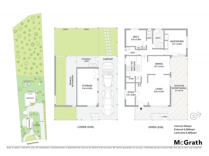 17-19 Hayes Avenue, Camira QLD 4300 Floorplan