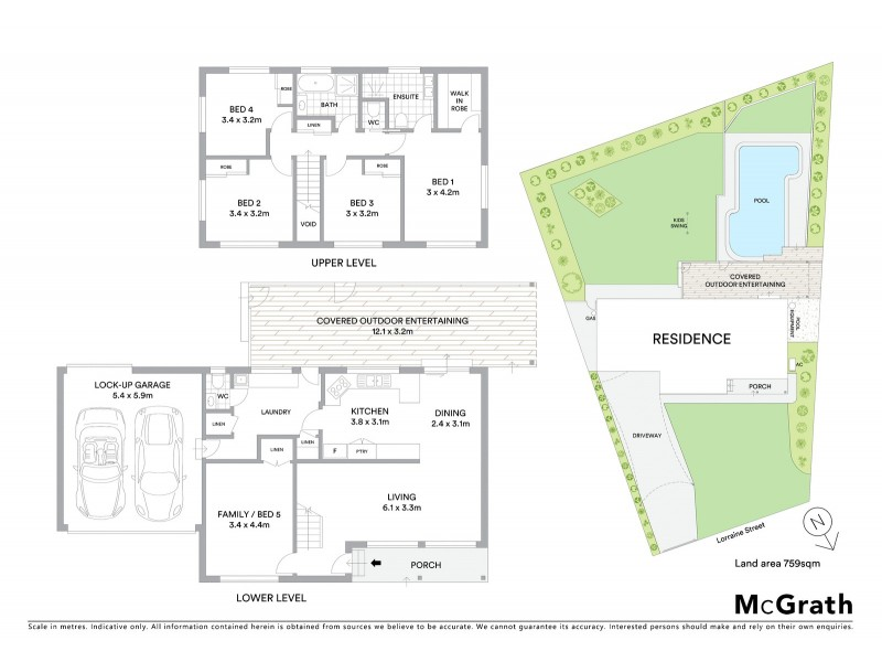 32 Lorraine Street, Camira QLD 4300 Floorplan