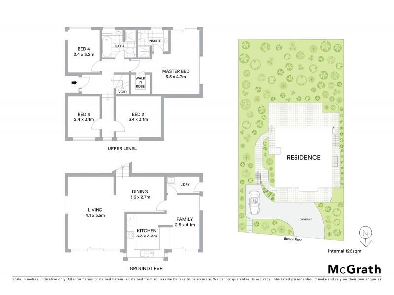 79 Bambil Road, Berowra NSW 2081 Floorplan