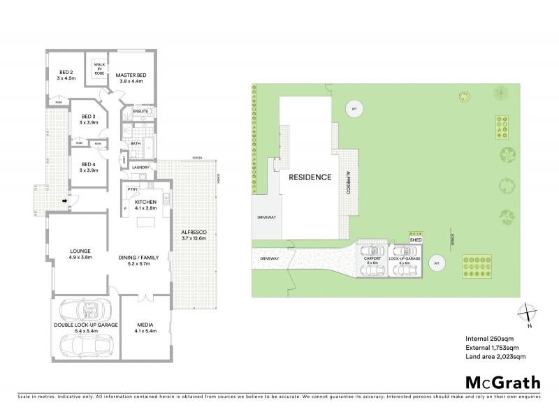 1-3 Montgomery Street, Abermain NSW 2326 Floorplan