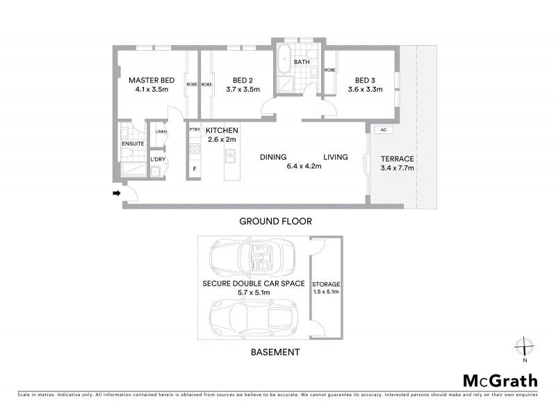 7/90 Riverview Road, Earlwood NSW 2206 Floorplan