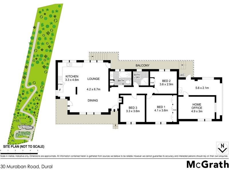30 Muraban Road, Dural NSW 2158 Floorplan