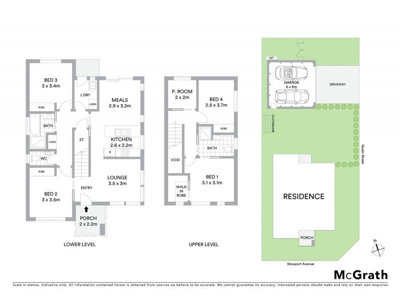 49 Stowport Avenue, Crace ACT 2911 Floorplan