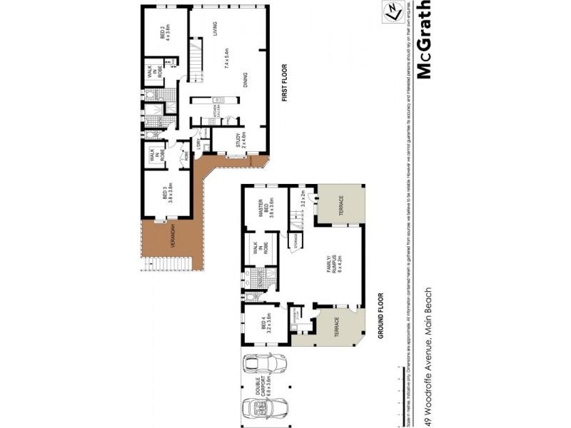 49 Woodroffe Avenue, Main Beach QLD 4217 Floorplan
