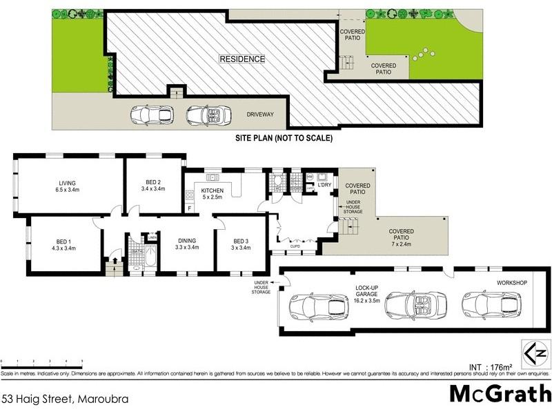 53 Haig Street, Maroubra NSW 2035 Floorplan