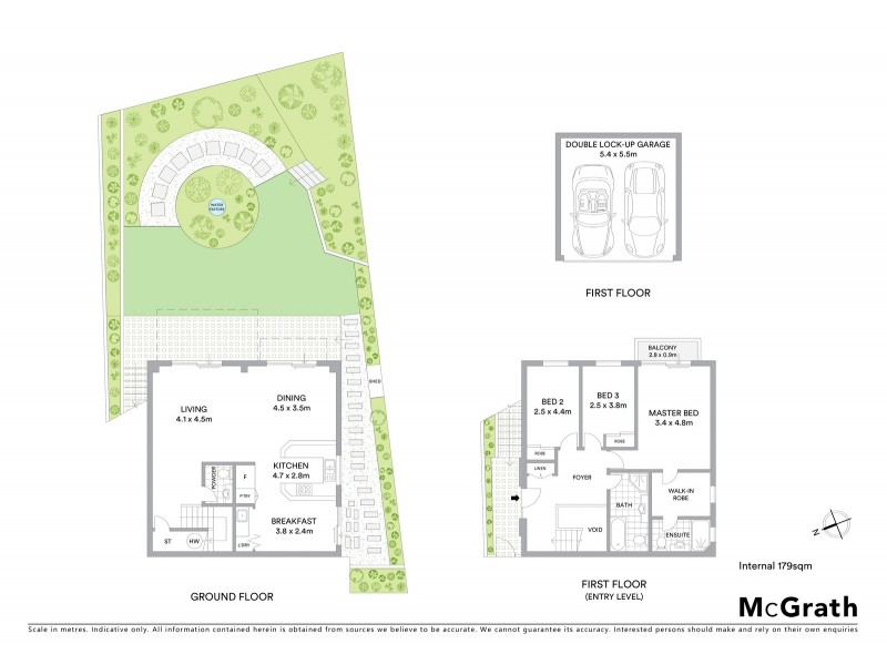 4/5 Pitt Street, Randwick NSW 2031 Floorplan